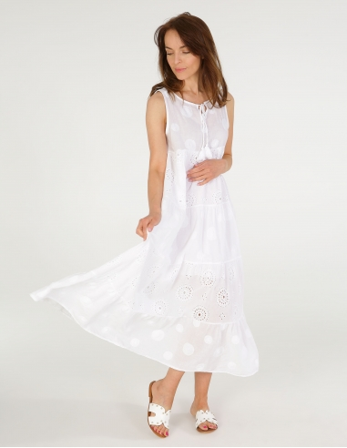 Suknelė EMILY IŠPARDUOTA