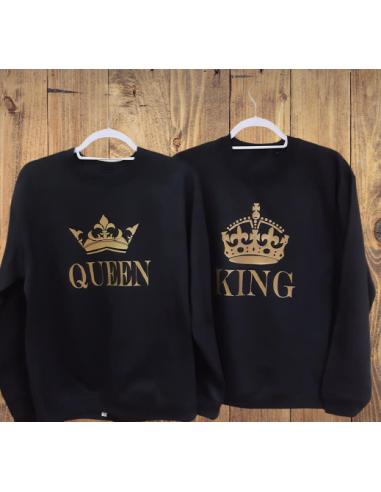 Džemperiai QUEEN AND KING